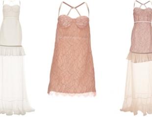 Topshop выпустил коллекцию свадебных платьев
