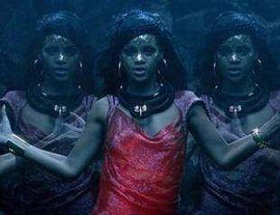 Новый клип Рианны на песню Where Have You Been