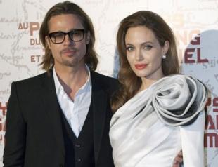 Подробности свадьбы Питта и Джоли: измены и диеты
