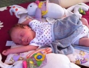 Снежана Егорова показала новорожденного сына. Фото