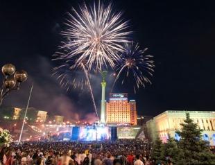 Программа празднования Дня Киева-2012