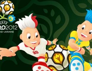 Украинские звезды спели неофициальный гимн Евро-2012
