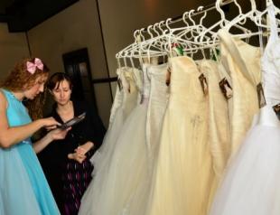 В Киеве прошла самая большая свадебная вечеринка