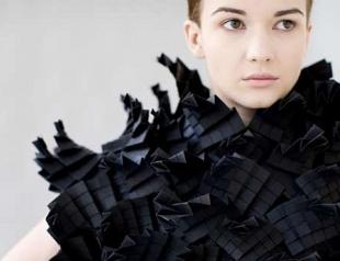 Платья в стиле оригами