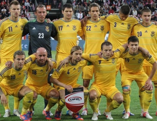 Знакомимся с командами-участницами Евро: Украина