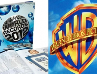 Warner Bros. экранизирует Книгу рекордов Гиннесса