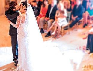 Появились первые фото со свадьбы Мэттью МакКонахи