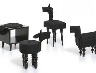 Появилась коллекция мебели для натуралистов