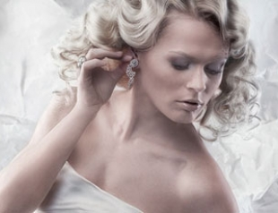 Ольга Фреймут снялась в свадебной фотосессии. Фото