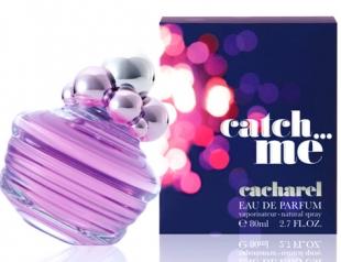 Cacharel выпускает парфюмерную новинку Catch...Me