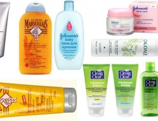Топ-6 летних средств по уходу за кожей и волосами