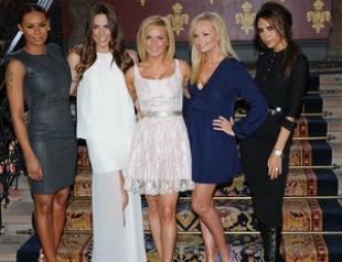 Spice Girls снова вместе. Фото