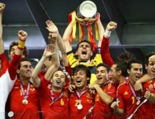 Финал Евро-2012: победу одержала Испания