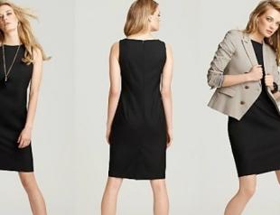 10 уникальных образов с маленьким черным платьем. Видео