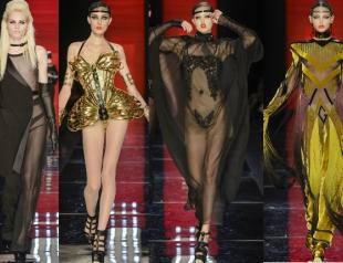 Неделя высокой моды в Париже: Jean Paul Gaultier