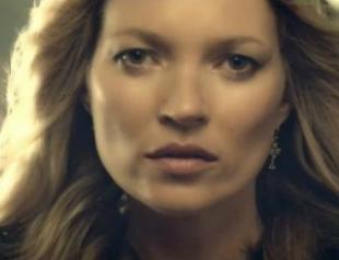 Кейт Мосс стала героиней клипа Джорджа Майкла. Видео