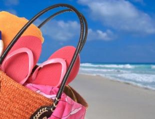 Как сделать плетеную пляжную сумку. Видео