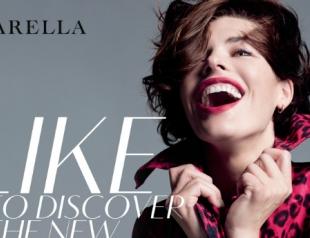 Милла Йовович снялась в рекламной кампании Marеlla. Фото