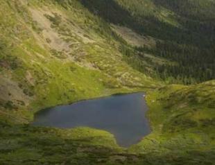 Романтикам на заметку: места на Земле в виде сердца