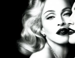 Мадонна тайно прилетела в Киев. Фото