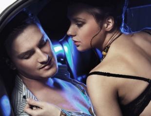 Секс в автомобиле: позы и советы