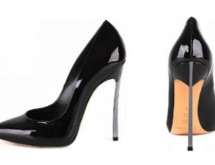 Вечная классика: туфли Casadei, модель Blade