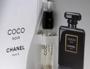 Дом Chanel выпустил аромановинку - Coco Noir