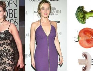 Как худеют актрисы: диета кинозвезд