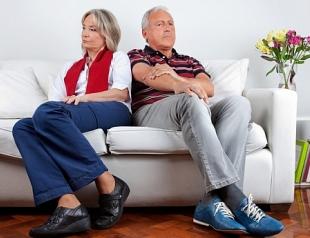 Отсутствие ссор приводит к разводу