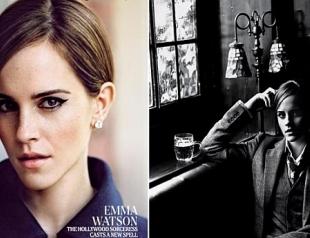 Эмма Уотсон снялась в новой фотосессии