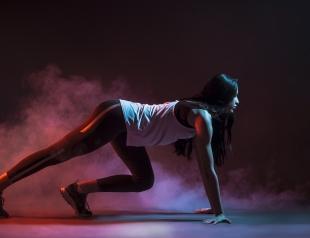 Фитнес для быстрого похудения: ТОП-6 упражнений