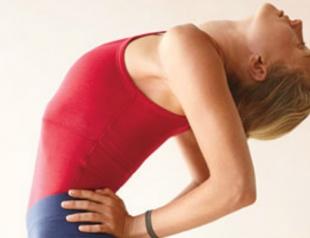 Упражнения йоги для очистки организма