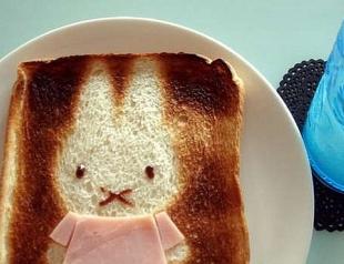 Способ приготовления утренних тостов