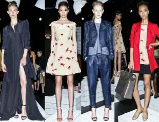 Кэти Холмс представила коллекцию одежды. Фото