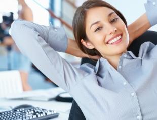 Топ 8 советов, как легко худеть при сидячей работе