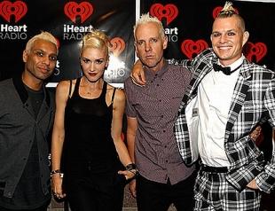 Звездное шоу на музфестивале в Лас-Вегасе. Фото