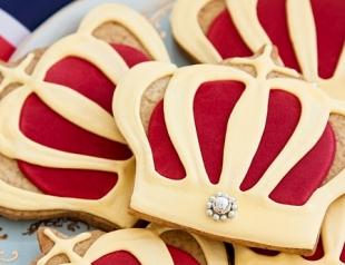 Сладости с королевских свадеб попали на аукцион