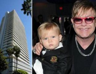 Элтон Джон продал свою квартиру в Голливуде. Фото