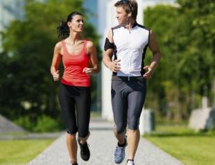 Бег трусцой улучшает деятельность мозга