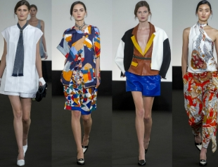 Неделя моды в Париже: показ Hermès