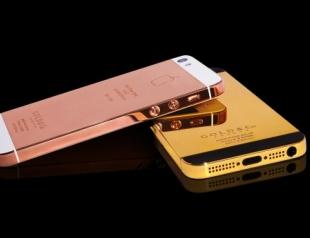 Сколько стоит золотой iPhone?