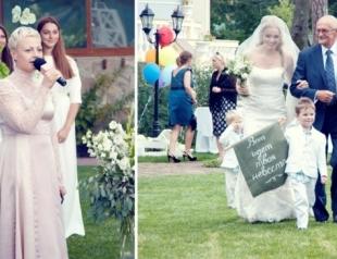 Как одеться на свадьбу родителям молодоженов?