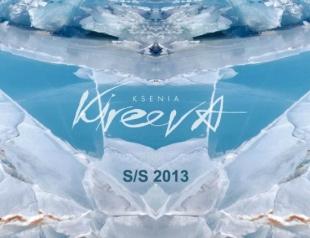 UFW: показ Ksenia KIREEVA весна-лето 2013