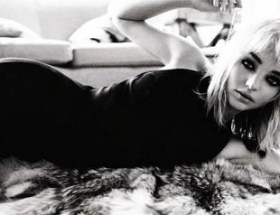 Миранда Керр перекрасилась в блондинку