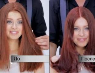 Смешение тонов при окрашивании волос Mixing Colors