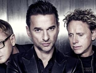 Группа Depeche Mode едет в Киев