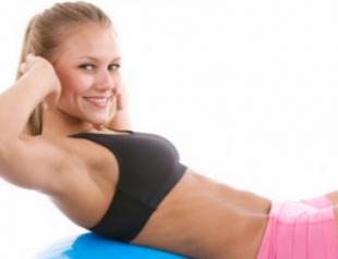 Топ 5 эффективных упражнений для пресса. Видео