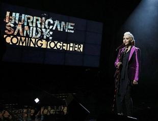 В Америке прошел концерт памяти жертв урагана «Сэнди»