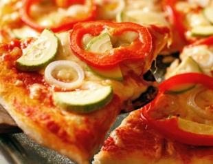 Мастер-класс: готовим овощную пиццу на гриле