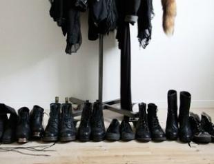 Модный тренд: грубая обувь